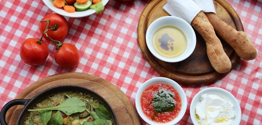 תיבול במטבח האיטלקי