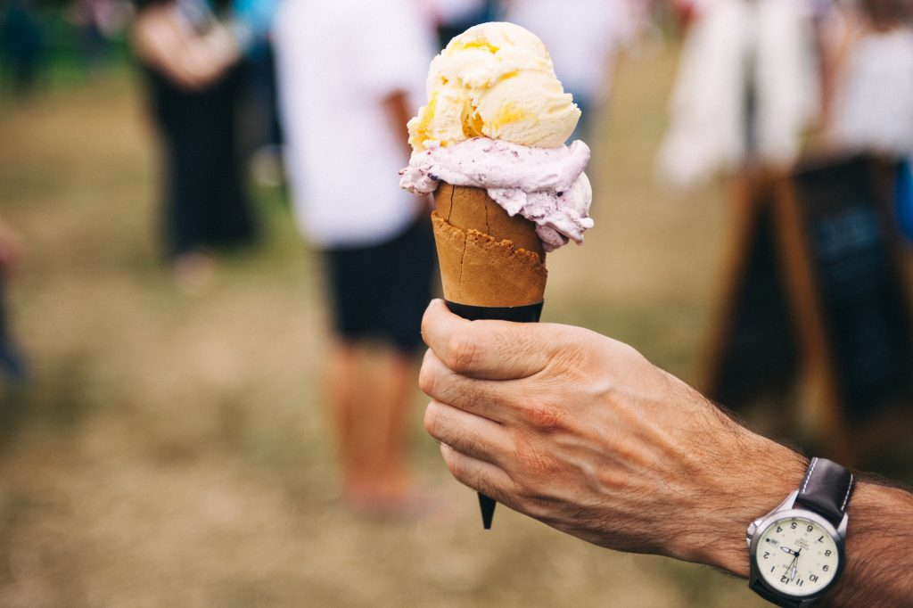 גלידה איטלקית בתל אביב